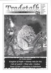 """#6 """"Kingdom of Night, Alchemy Rules for RQ"""""""