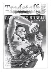 """#8 """"Pavis & Big Rubble Special #1"""""""