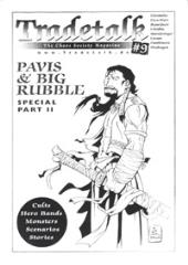 "#9 ""Pavis & Big Rubble Special #2"""