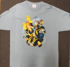 Team X-Men T-Shirt - Blue (L)