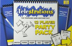Telestrations - 12-Player Party Pack