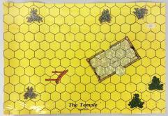 Samurai Blades - The Temple Map