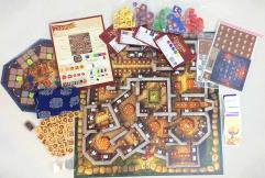 Templar - The Secret Treasures Collection - Base Game + 4 Mini-Expansions!
