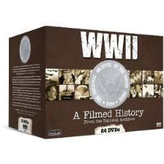 WWII - The National Archives of the United States (24 DVD Set)