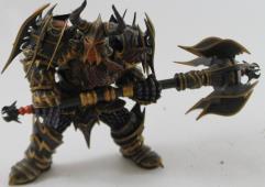 Thargas Anvilmar - Dwarf Warrior
