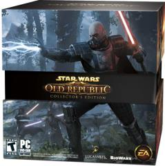 Star Wars - The Old Republic (Collector's Edition) - No Game, Bonus Items Only!