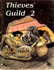 Thieves' Guild #2 (2nd Printing)