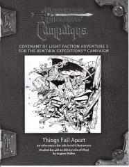 Covenant of Light RPGA Faction Adventure #5 - Things Fall Apart