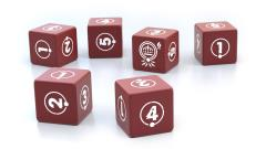 Things from the Flood - Dice Set (10)