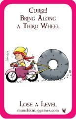 Munchkin - Bring Along a Third Wheel