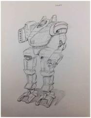 Technical Readout 2750 - Thorn Concept Art