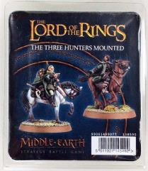 Three Hunters Mounted, The