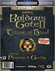 Baldur's Gate II - Throne of Bhaal Perfect Guide (Versus Books Edition)