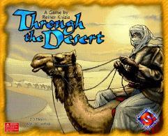 Through the Desert (1st Printing)
