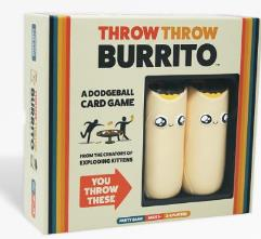 Throw Throw Burrito (Kickstarter Edition)