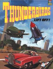 Thunderbirds… Lift Off!