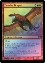 Thunder Dragon (R) (Foil)