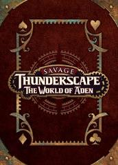 Savage Thunderscape Poker Deck