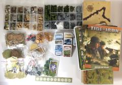 Tide of Iron Collection #4 - Base Game + 2 Expansions!
