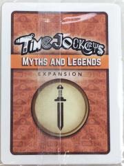 Time Jockeys - Myths and Legends Expansion