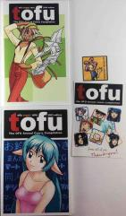 tOFU 2003 and 2004 Comic Compilation Double Pack