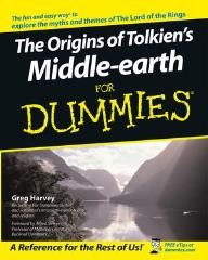 Origins of Tokien's Middle-Earth for Dummies, The