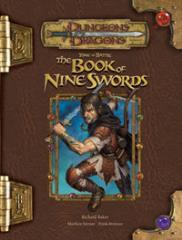 Tome of Battle - The Book of Nine Swords