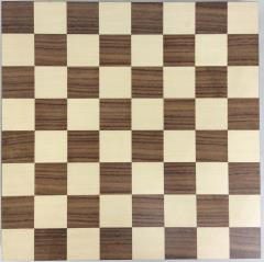 Athena Tournament Inlaid Wood Board