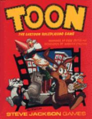 Toon - The Cartoon Role Playing Game (2nd Edition)