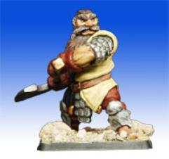 Topher - Dwarf Hero