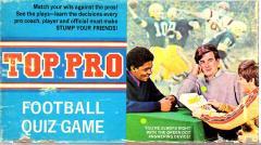 Top Pro Footbal Quiz Game