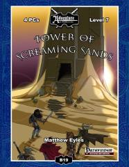 Tower of Screaming Sands