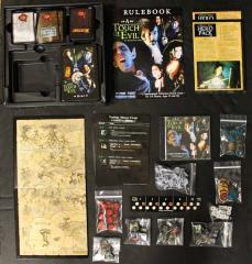 Touch of Evil Collection #4 - Base Game + 2 Expansions!