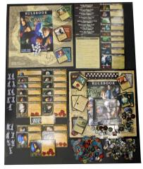 Touch of Evil Collection #1 - Base Game + 2 Expansions!