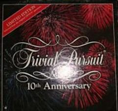 Trivial Pursuit (10th Anniversary Edition)