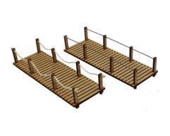 Plank Bridges