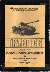 Tractics
