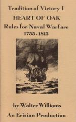 Tradition of Victory I - Heart of Oak, Rules for Naval Warfare 1755-1815