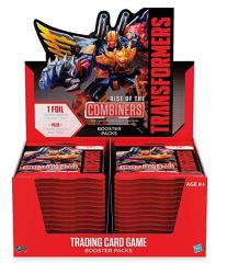 Rise Of The Combiners Booster Display Box