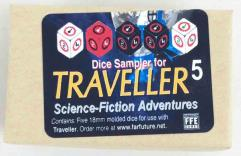 Traveller5 Dice (Sampler Pack)