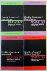Traveller Double Adventure Collection - 4 Modules!