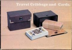 Travel Cribbage and Cards