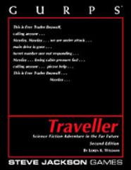 Traveller (2nd Edition)