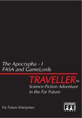 Apocrypha #1, The - FASA and Gamelords