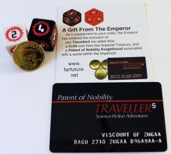 Traveller5 Kickstarter Bonus Items