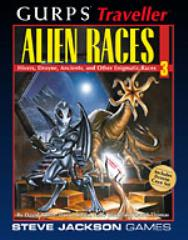 Alien Races #3 - Hivers, Droyne, Ancients and Other Enigmatic Races