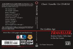 Classic Traveller - The Canon on CD-Rom