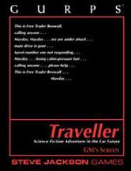 Traveller GM's Screen