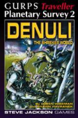 Planetary Survey #2 - Denuli the Shrieker World
