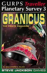 Planetary Survey #3 - Granicus - The Pirate Paradise